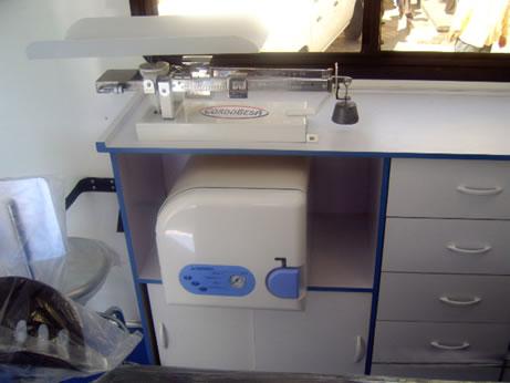 Clínicas Móviles Unidad Medico Dental